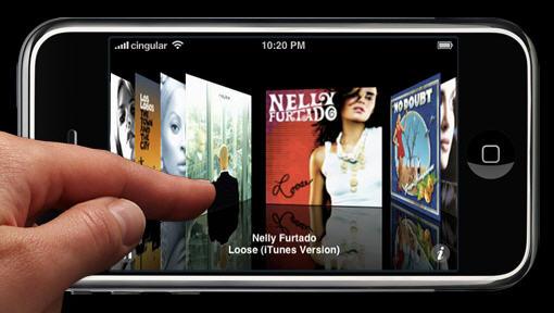 Muzica pe iPhone