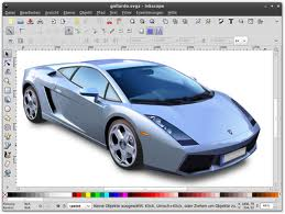 inkscape alternative gratuite la Photoshop