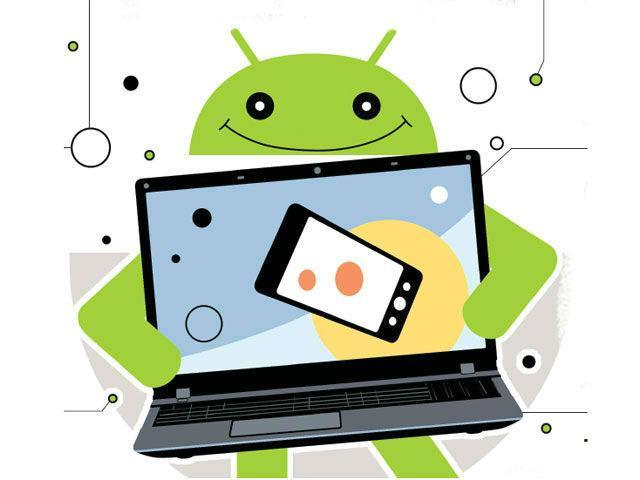 Creare stick USB bootabil cu Android
